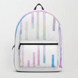 Minimalist Lines - Pastel Backpack