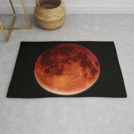 Super Blood Moon Rug