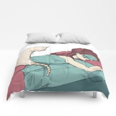 Holly Comforters