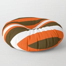 Cleveland Colors Floor Pillow