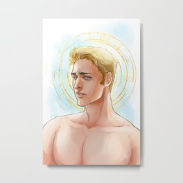 The Intercession of St. George Metal Print