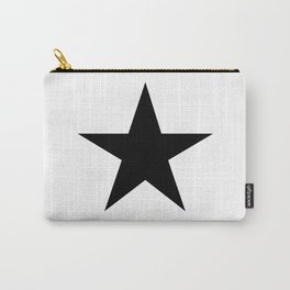 Black Star Carry-All Pouch