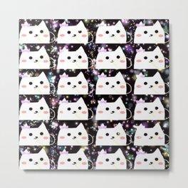 cats 44 Metal Print