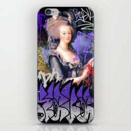 Marie Antoinette iPhone Skin