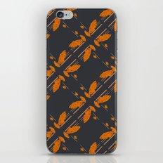 Orange chamomiles  iPhone & iPod Skin