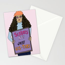 Trans activism Stationery Cards