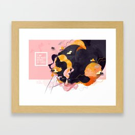 No Human Framed Art Print
