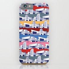 Art Deco Cinema Print iPhone 6s Slim Case