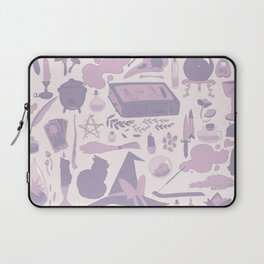 Soft Witch Laptop Sleeve