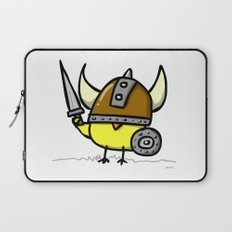 Viking Chick Laptop Sleeve