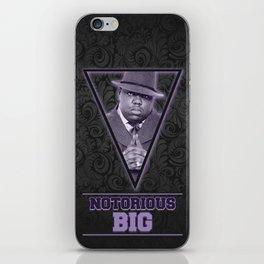 *Notorious BiG* iPhone Skin