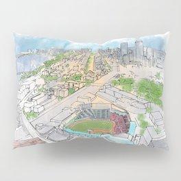 Fenway Park Pillow Sham