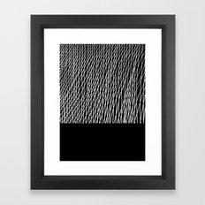 01H Framed Art Print