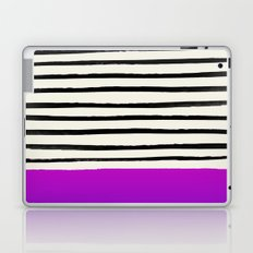 Galaxy x Stripes Laptop & iPad Skin