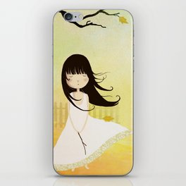 Fall iPhone Skin