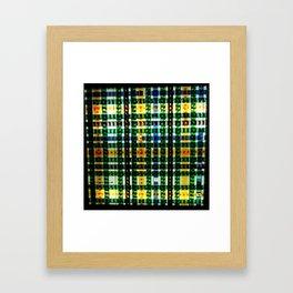 Tejido 35mm II Framed Art Print
