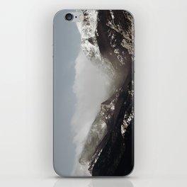 Snow Clouds iPhone Skin