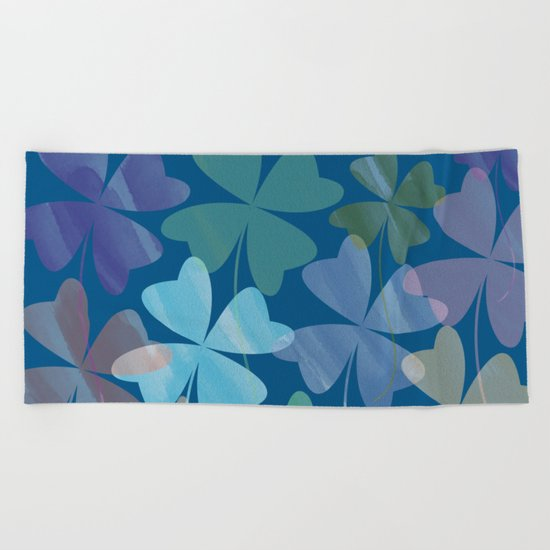 pattern 11 Beach Towel