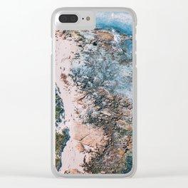 Sun of a Beach Clear iPhone Case
