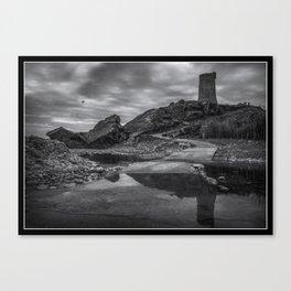 Torre Guadalmesi Canvas Print