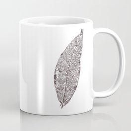 LEAF skeleton_06 Coffee Mug