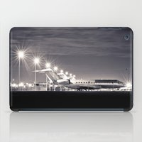airplane iPad Cases featuring Airplane by Marose Photo