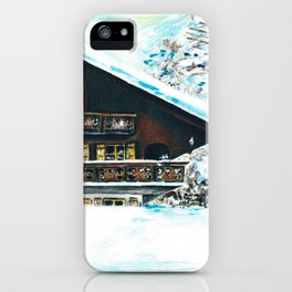 Hideaway iPhone Case