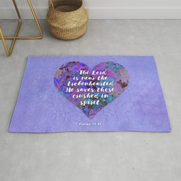 Near the Brokenhearted Rug