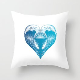 Heartfelt Throw Pillow
