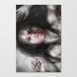Found Her Freedom Canvas Print