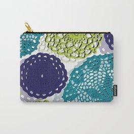 crochet doilies Carry-All Pouch