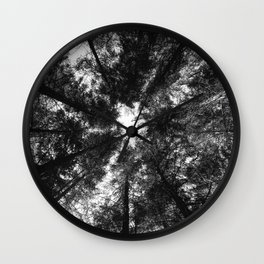 Changing perspectives Wall Clock