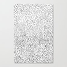 Dots 02 Canvas Print
