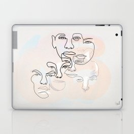 And they are all a story to be told Laptop & iPad Skin