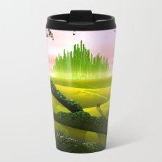 Grass Landscape Travel Mug