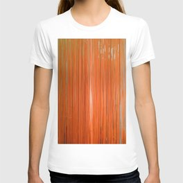 ORANGE STRINGS T-shirt