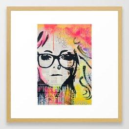 Booklover Framed Art Print