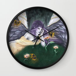 Akroma In Silence Wall Clock