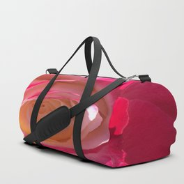 Eye Of The Rose Duffle Bag