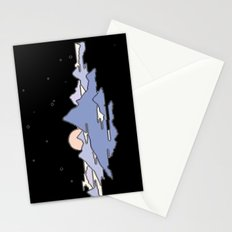 MOUNTAINS IN THE SKY Stationery Cards