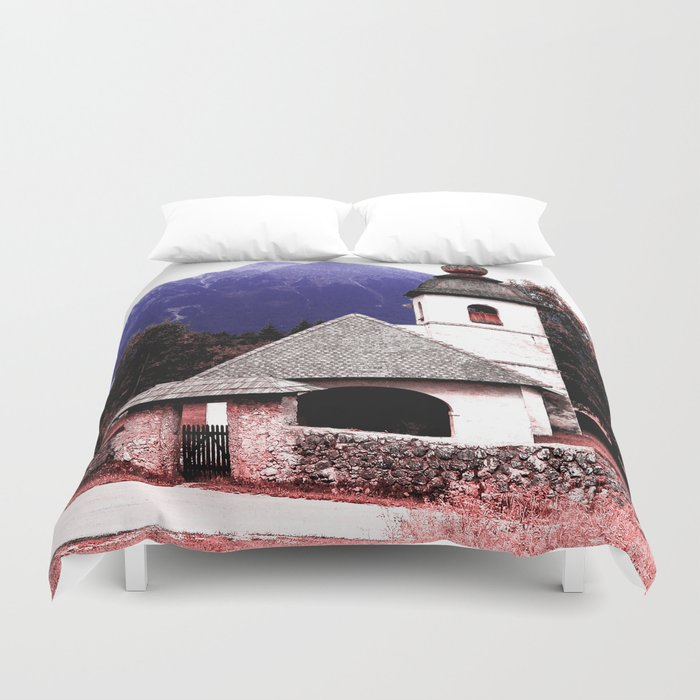 Chapel Duvet Cover