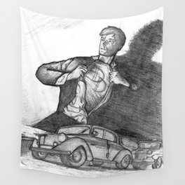 Daredevils Wall Tapestry