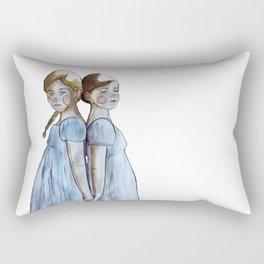 meninas Rectangular Pillow