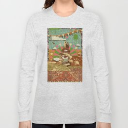 AFTERNOON PSYCHEDELIA Long Sleeve T-shirt