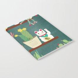Cactus and Succulent Calendar 217 Notebook