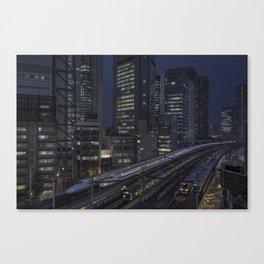 Tokyo 3309 Canvas Print