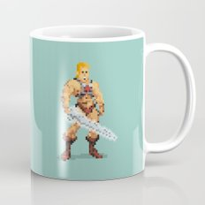 By The Power Of 8-Bit Mug