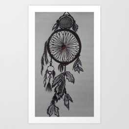 Dreamcatcher-original Art Print