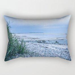 Sand & pebbles Rectangular Pillow