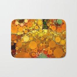 Sunset Poppies Bath Mat